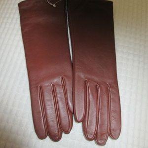 Grandoe  Sensor Touch Sheepskin Leather Gloves M